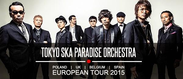 Tokyo Ska Paridise Orchestra Tour