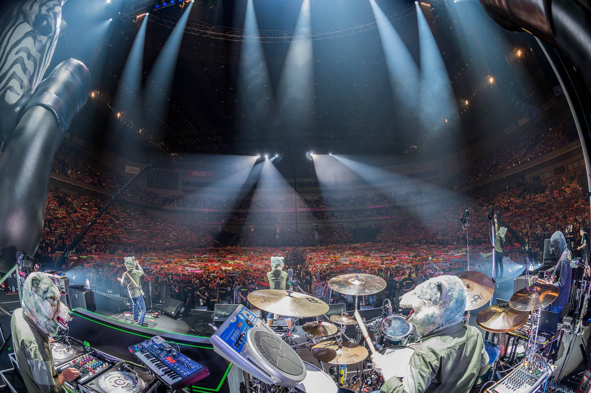 MAN WITH A MISSION London 2016 Interivew