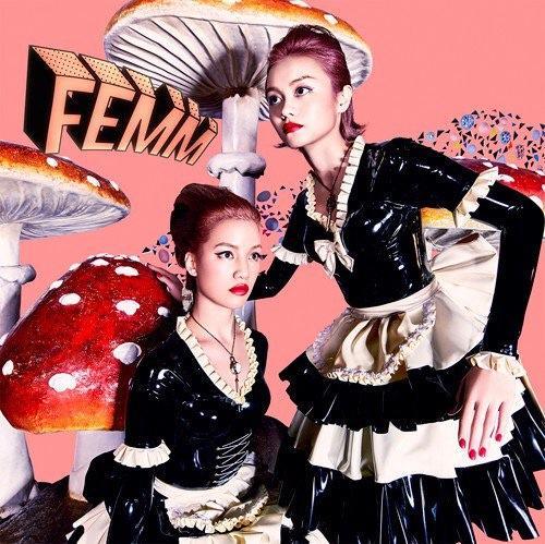 FEMM Pow! / L.C.S. + Femm-Isation album cover