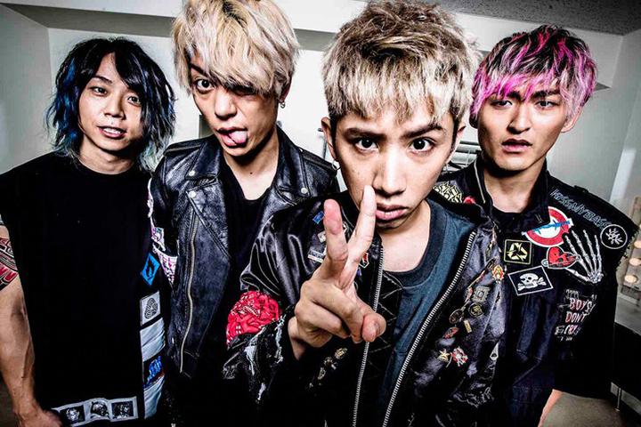 ONE OK ROCK Ambitions Album 2017