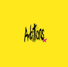 ONE OK ROCK Ambitions Album Cover 2017
