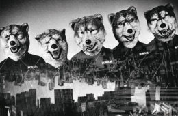 MAN WITH A MISSION London 2017 Giveaway